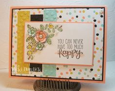 It's a Stamp Thing: Sweet Sunday......Happy