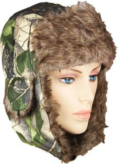 real tree camo camouflage pilot hat Case of 72