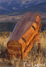 Trails end caskets Furniture Projects, Wood Projects, Woodworking Plans, Woodworking Projects, Funeral Sprays, Cemetery Headstones, After Life, Abandoned Buildings, Casket