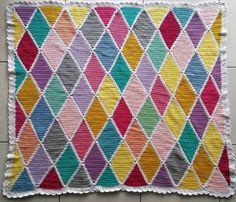 Finally my first harlequin blanket  it's not perfect but l love it   ______________________________________________  #crochetaddict #crochet #crocheting #craftastherapy #rajut #rajutan #handmade #jogja #yogyakarta #indonesia #crochetersofinstagram #ilovecrochet #instacrochet #crochetlove #DIY #crochetindonesia #benangrajut #merajut #crochetinspiration #bhooked #babyblanket #selimutrajut #selimut #crochetgirlgang #crochetconcupiscence by crochetbyani