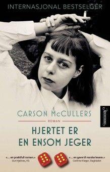 Hjertet er en ensom jeger av Carson McCullers (Heftet)
