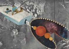 #Speedboat (by Jheri Evans) #CollageArt