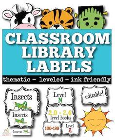 Classroom Library La