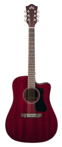 GUILD D-125 CE GAD Series...this is my absolute DREAM guitar. I hope to own it one day :)