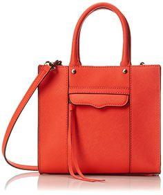 Rebecca Minkoff Mab Tote Mini Cross-Body Bag, Hot Orange,One Size Rebecca Minkoff http://www.amazon.com/dp/B00L22KY1A/ref=cm_sw_r_pi_dp_okk9ub0M2GM1P