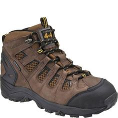 CA4525 Carolina Men's Carbon Safety Boots - Brown
