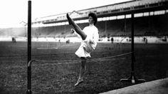 As Olimpíadas de Londres em 1908
