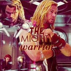 The Mighty Warrior.