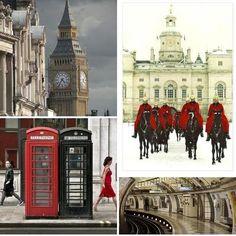 Storybox - Carrie McGann: London