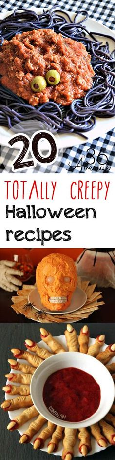 Halloween recipes, fall holiday, recipes, Halloween, Halloween party - halloween baked goods ideas