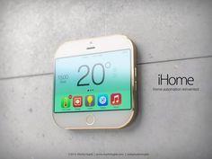 Squashed iPhone
