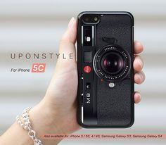 Phone Cases, iPhone 5C Case, Leica M8 Camera, iPhone Case, Phone Covers, Skins, Case for iphone, Case No-50195