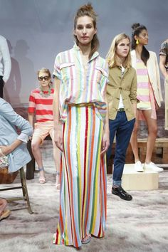 J.Crew Ready To Wear Spring Summer 2016 New York - NOWFASHION