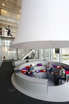 Cool meeting space