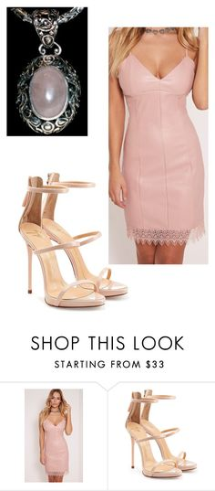 """Pink"" by jess7ca-ro7ks ❤ liked on Polyvore featuring Giuseppe Zanotti"