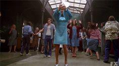 American Horror Story GIF jessica lange dance asylum