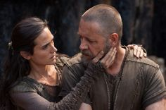 NOAH Photos with Russell Crowe, Emma Watson, and Jennifer Connelly Jennifer Connelly, Ron Howard, Paul Bettany, Logan Lerman, Olivia Wilde, Movies 2014, New Movies, Watch Movies, New York