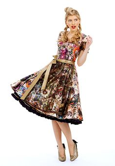 1000+ images about Dirndl Couture on Pinterest | Dirndl ...