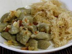 Podívejte se na tento recept na lahodné bramborové knedlíky. Budete je milovat od prvního pokusu Cooking Recipes, Healthy Recipes, Polish Recipes, Tortellini, Gnocchi, Dumplings, Food And Drink, Dishes, Chicken