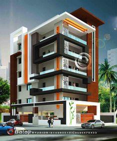 Bungalow House Design, House Front Design, Facade Architecture, Residential Architecture, Architecture Portfolio, Building Facade, Building Design, Facade Design, Exterior Design