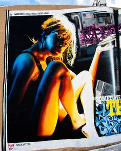 Real art on the walls of the Miami art district Urban Art, Walls, Street Art, Artists, City Art