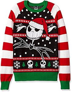 Well Worn Mens Holiday Gnome Tonight Sweater
