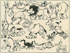 """SNAP dibujos animados: Cómo dibujar el """"Viejo-Way School"""" del animador Bill Nolan"""