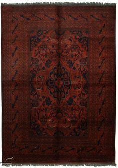 Central Asian Rug - Khalmohammadi Carpet  Width290.00 cm (9,51 Feet) Lenght203.00 cm (6,66 Feet)