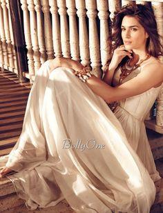 HeroPanti Girl Kriti Sanon on Filmfare Magazine May 2015