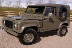 Land Rover Military Defender 90. Bought direct from the British Army. Easiest car to work on I've ever had. Will still be going long after my great grandchildren's children are gone. 2012-Current.