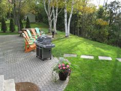 Cottage LINK Ontario Cottage Rental on60465 Ontario Cottages, Patio, Link, Outdoor Decor, Home, Ad Home, Homes, Haus, Terrace