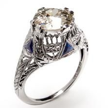 Antique Engagement Rings - EraGem