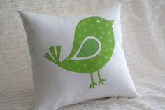 Hand Painted Pillows | Customize your Own Hand Painted Pillow by GrandmasChalkboard