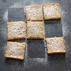 Tofu does dessert: Combined with sugar, lemons, coconut oil, and whole ...