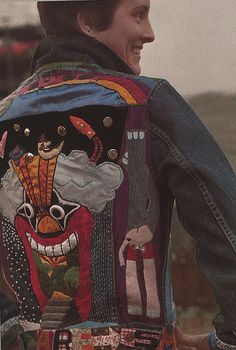 Levi's Denim Art contest winners, 1974