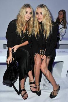 Mary-Kate und Ashley Olsen #fullhouse #olsen #ashleyolsen #marykateolsen #promipool