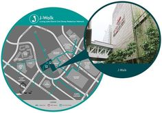 Jurong Lake District - Vision and Key Strategies View Master, Master Plan, Pedestrian, Lake District, Urban, Key, How To Plan, Unique Key