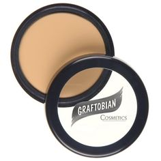 Graftobian HD Crème Foundation 1/2oz, Pecan (W) ** Read more reviews of the product by visiting the link on the image.