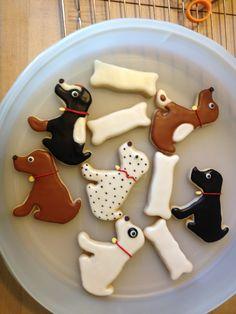 Puppy cookies:)