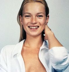 Kate Moss from : kate jam diamonds