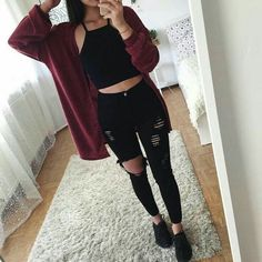 ♥ WATTPAD GIRL CLOTHING ♥, # Outfits 2019 Outfits casual Outfits for moms Outfits for school Outfits for teen girls Outfits for work Outfits with hats Outfits women Teenage Outfits, Teen Fashion Outfits, Mode Outfits, Edgy Outfits, Cute Casual Outfits, Outfits For Teens, Fashion Clothes, Winter Outfits, Summer Outfits