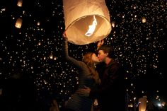 Tangled Proposal at Rise Festival <3