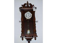 Ceas pendula din lemn produs in Germania Bucuresti - Anunturi de mica publicitate