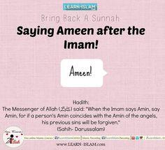 Say Ameen