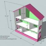 diy dollhouse My dad built mine I would love to do this for my daughter. Or maybe get grandpa to for her b-day lol :)