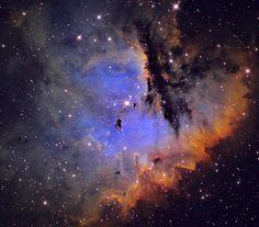 NG521 The Packman Nebula