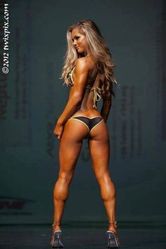 Fitness Models: Sexy and Strong Girls