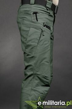 UTP Helikon Urban Tactical Line - Helikon UTP Urban Tactical Pants Olive Drab Rip-Stop (SP-UTL-PR-32) - those are cool
