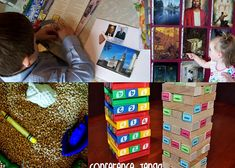 Lots of great conference ideas for the kids!