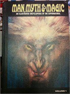 Man, Myth and Magic: An Illustrated Encyclopedia of the Supernatural (24-Vol. Set): Richard Cavendish: 9780839360353: Amazon.com: Books